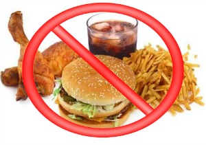 Think Different And Eliminate Junk Food - Indian Weight Loss