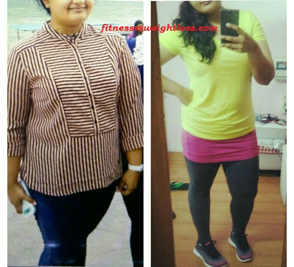 IWB Client Sukriti's Thyroid PCOD Weight Loss Success Story - Indian
